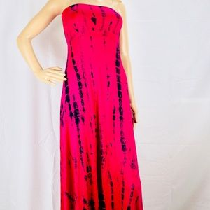 Love in maxi dress New Unused Stretch